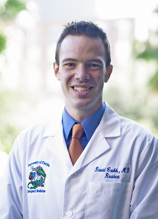 David Crabb, MD