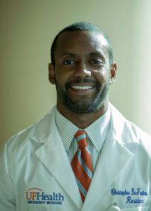 Christopher DeFreitas MD
