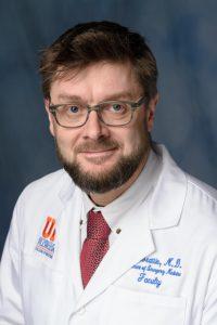 Lars K. Beattie MS MD, Emergency Medicine, Residency Program Director, Department of Emergency Medicine, College of Medicine
