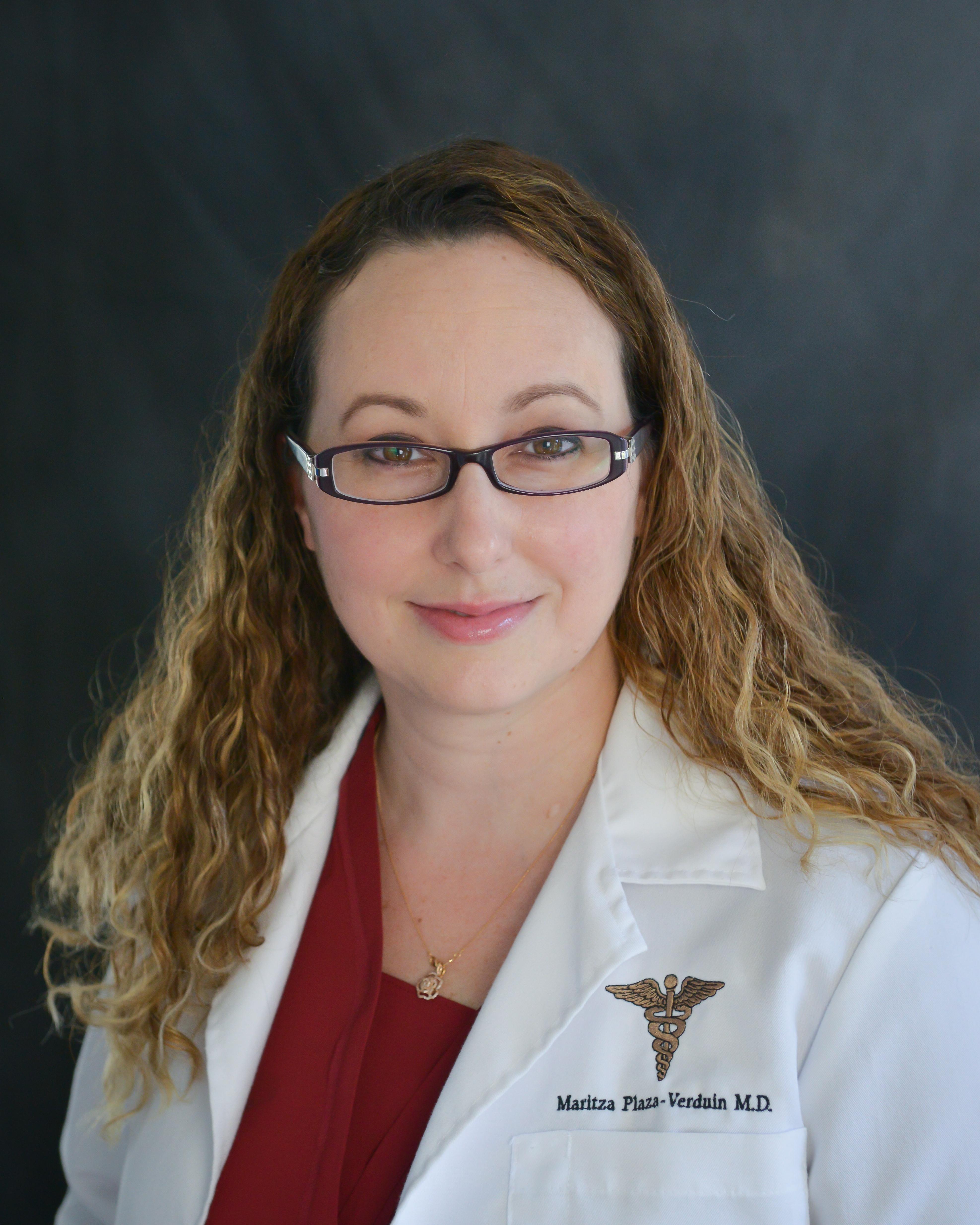 Dr. Maritza Plaza